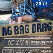 Ag Bag Drag 2015 Saskatoon Prairieland Park Dj Anchor U of S Agros