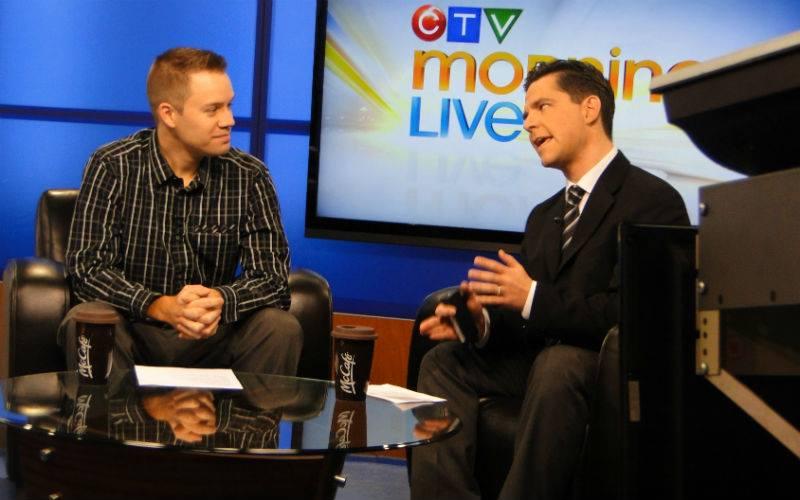 CTV Music Guru Saskatoon Dj Anchor - Image 1