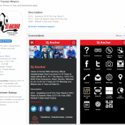 Saskatoon DJ - Dj Anchor App Now Available on iTunes Apple IOS iPhone & iPad