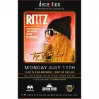 Rittz Presented By Deception Entertainment & Saskatoon Event Centre Monday July 11th w/ Dj Anchor, Joey Fresh & Enjay Tix $20 Advance $25 Door Event Here>  https://www.facebook.com/events/1178383915526795/?notif_t=plan_user_joined&notif_id=146462715989908