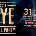 Saskatoon's biggest #NewYears eve party at @prairielandpark #nye #yxe #saskatoon