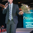 Sometimes I clean up nice and like to talk on the mic! @onceuponabridesk @armedwithharmony @prairielandpark