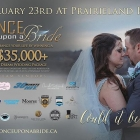 Happy to be a Dream Vendor for Once Upon A Bride and their next show Sunday Feb 23rd 2020 at Prairieland Park Event> https://www.facebook.com/events/342129816510809/ Along with @929thebullfm @handyspecialevents @twosisterscateringandcafe @30minutehit @dan