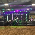 @lakelandcollege #bandinthesand this past weekend. Partnered with @mazentertainment 3,000 College kids and @hunterbros @brockandrewsmusic @brodysiebertmusic #livemusic #eventproduction #yxeproduction #saskatoonproduction #yxelighting #saskatoonlighting #y