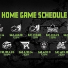 We are once again the official djs for the 2019-2020 @saskrush home game schedule. #saskrush #lax