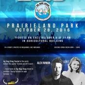 Ag Bag Drag 2016 w/ Alex Runions Lexi T & Dj Anchor Armed With Harmony Friday Oct 28th Prairieland Park