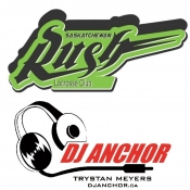 Saskatchewan Rush Lacrosse Official DJ. Dj Anchor Saskatoon